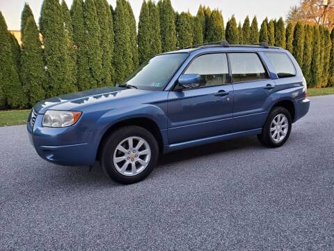 2008 Subaru Forester for sale at Kingdom Autohaus LLC in Landisville PA