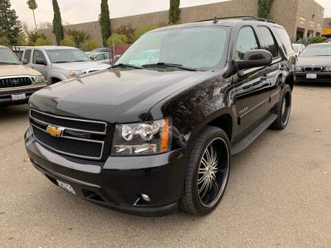 2013 Chevrolet Tahoe for sale at C. H. Auto Sales in Citrus Heights CA