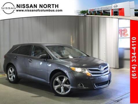 2015 Toyota Venza for sale at Auto Center of Columbus in Columbus OH