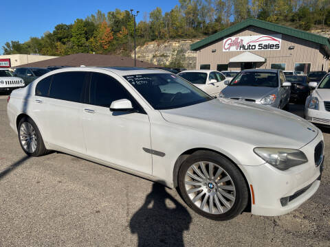 2010 BMW 7 Series for sale at Gilly's Auto Sales in Rochester MN