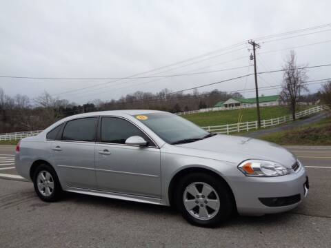2011 Chevrolet Impala for sale at Car Depot Auto Sales Inc in Seymour TN