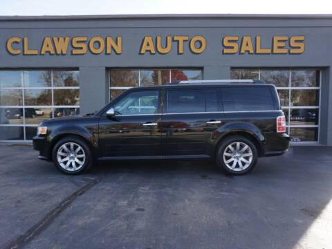 2009 Ford Flex for sale at Clawson Auto Sales in Clawson MI