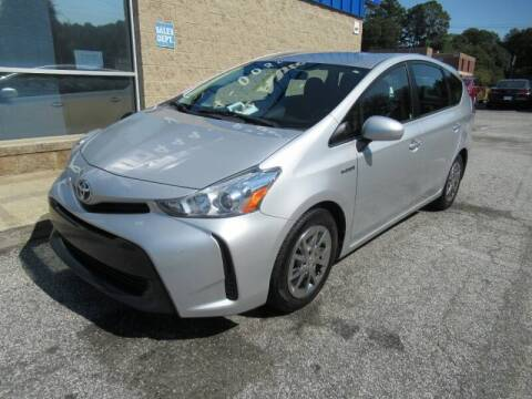 2015 Toyota Prius v for sale at Southern Auto Solutions - Georgia Car Finder - Southern Auto Solutions - 1st Choice Autos in Marietta GA
