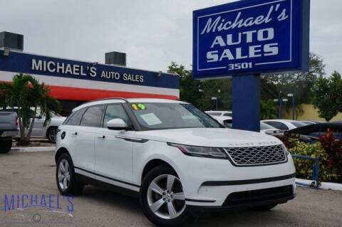 2019 Land Rover Range Rover Velar for sale at Michael's Auto Sales Corp in Hollywood FL