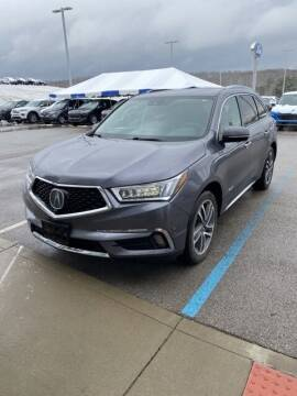 2018 Acura MDX for sale at Tim Short Chrysler in Morehead KY
