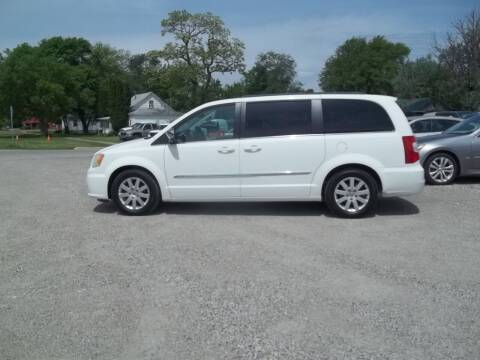 2011 Chrysler Town and Country for sale at BRETT SPAULDING SALES in Onawa IA