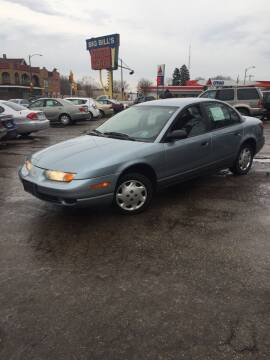 2002 Saturn S-Series for sale at Big Bills in Milwaukee WI