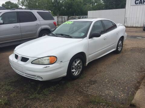 2004 Pontiac Grand Am for sale at B & B CARS llc in Bossier City LA