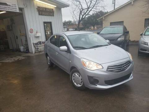 2017 Mitsubishi Mirage G4 for sale at Bad Credit Call Fadi in Dallas TX
