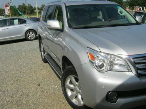 2011 Lexus GX 460 for sale at Speed Auto Inc in Charlotte NC