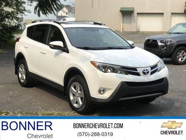 2014 Toyota RAV4 for sale at Bonner Chevrolet in Kingston PA