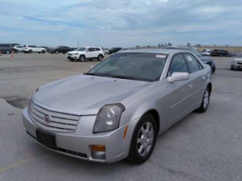 2007 Cadillac CTS for sale at HW Used Car Sales LTD in Chicago IL