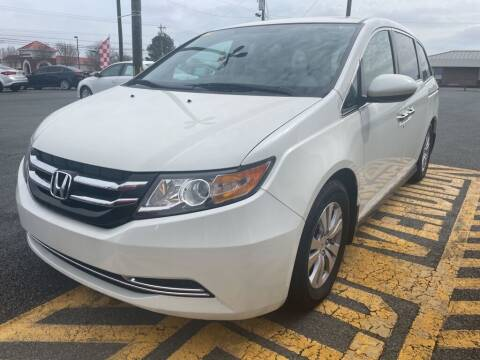 2014 Honda Odyssey for sale at Auto America - Monroe in Monroe NC