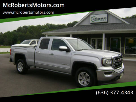 2017 GMC Sierra 1500 for sale at McRobertsMotors.com in Warrenton MO