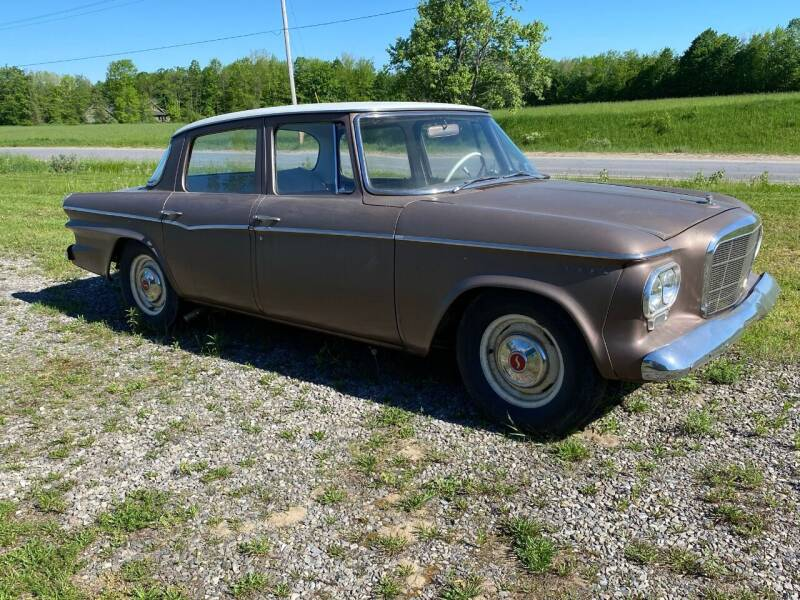 1962 Studebaker Lark for sale at AB Classics in Malone NY