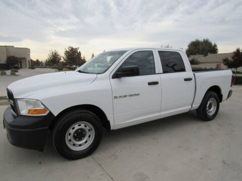 2012 RAM Ram Pickup 1500 for sale at Repeat Auto Sales Inc. in Manteca CA