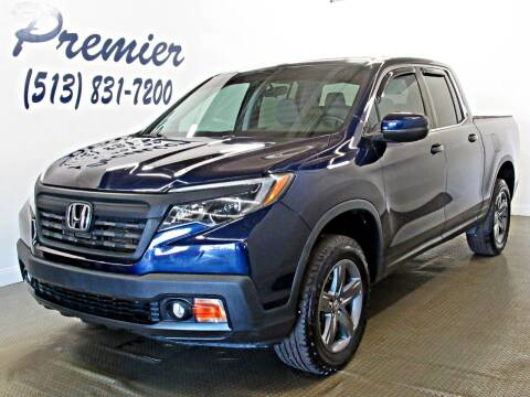 2017 Honda Ridgeline for sale at Premier Automotive Group in Milford OH