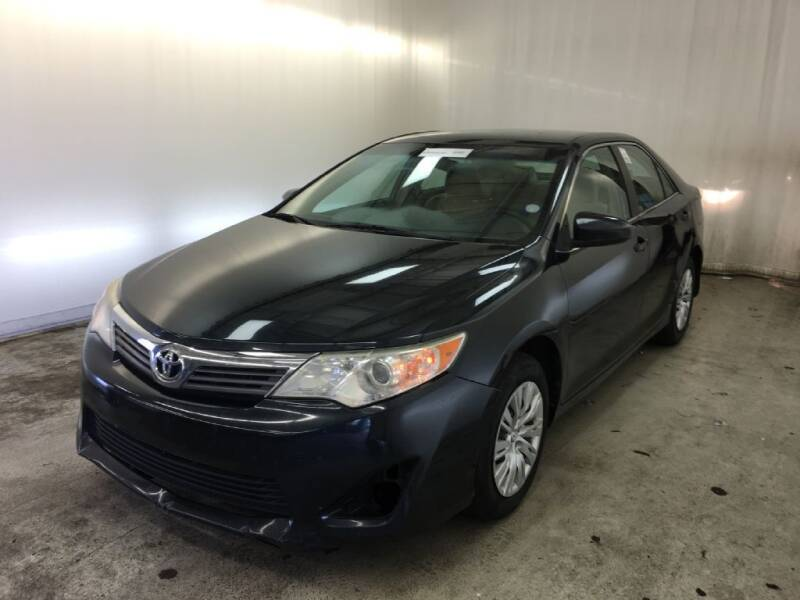 2014 Toyota Camry for sale at Doug Dawson Motor Sales in Mount Sterling KY
