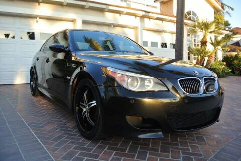 2006 BMW M5 for sale at Newport Motor Cars llc in Costa Mesa CA
