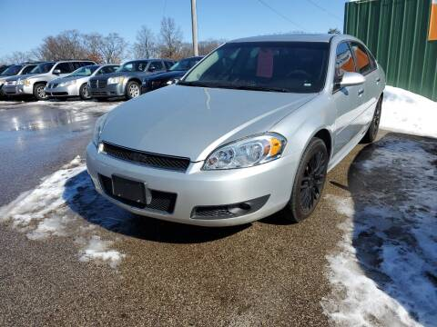 2013 Chevrolet Impala for sale at ASAP AUTO SALES in Muskegon MI