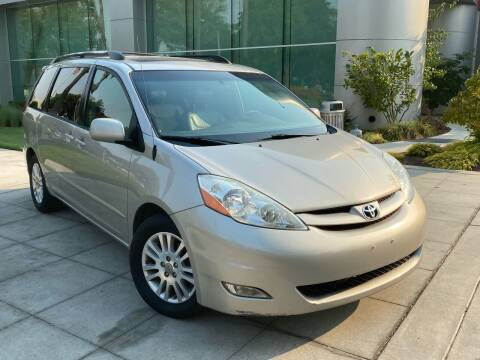 2008 Toyota Sienna for sale at Top Motors in San Jose CA