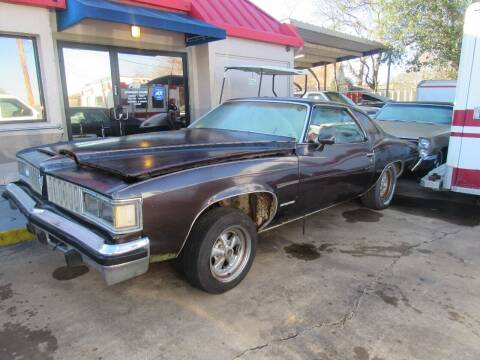1977 Pontiac Le Mans for sale at FORD'S AUTO SALES in Houston TX