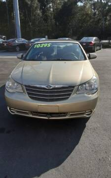 2010 Chrysler Sebring for sale at Mathews Used Cars, Inc. in Crawford GA