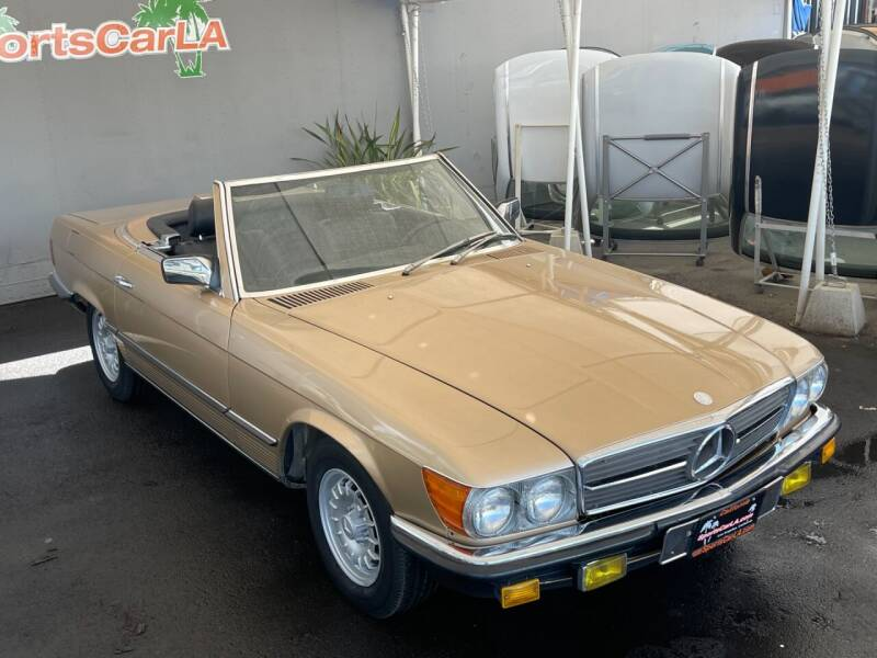 1986 Mercedes-Benz 280-Class for sale in Los Angeles, CA