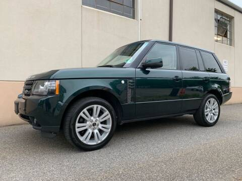 2012 Land Rover Range Rover for sale at International Auto Sales in Hasbrouck Heights NJ