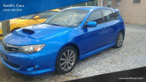 2009 Subaru Impreza for sale at Smith's Cars in Elizabethton TN