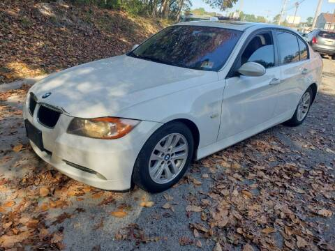 2007 BMW 3 Series for sale at CRS 1 LLC in Lakewood NJ