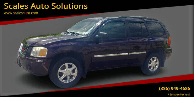 2008 GMC Envoy for sale at Scales Auto Solutions in Madison NC