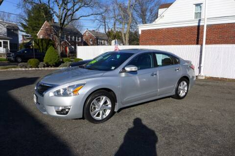 2015 Nissan Altima for sale at FBN Auto Sales & Service in Highland Park NJ