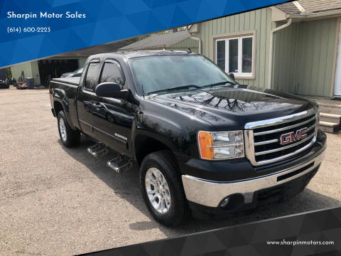 2013 GMC Sierra 1500 for sale at Sharpin Motor Sales in Columbus OH