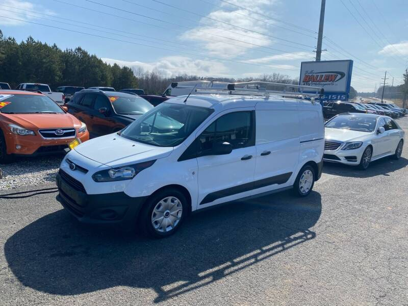 2015 Ford Transit Connect Cargo for sale at Billy Ballew Motorsports in Dawsonville GA