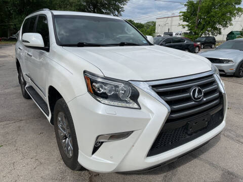 2017 Lexus GX 460 for sale at PRESTIGE AUTOPLEX LLC in Austin TX