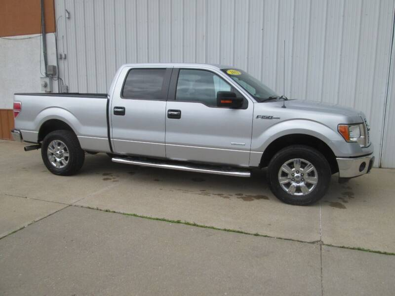2012 Ford F-150 for sale at Parkway Motors in Osage Beach MO