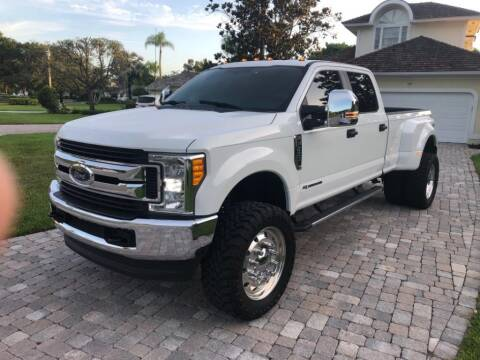 2017 Ford F-350 Super Duty for sale at AUTOSPORT in Wellington FL