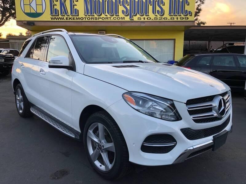 2018 Mercedes-Benz GLE for sale at EKE Motorsports Inc. in El Cerrito CA
