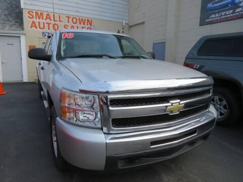 2010 Chevrolet Silverado 1500 for sale at Small Town Auto Sales in Hazleton PA
