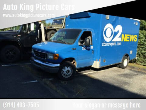 2005 Ford E-450 for sale at Auto King Picture Cars - Rental in Westchester County NY