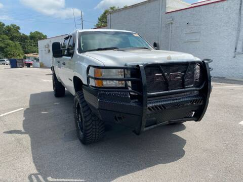 2014 GMC Sierra 2500HD for sale at LUXURY AUTO MALL in Tampa FL