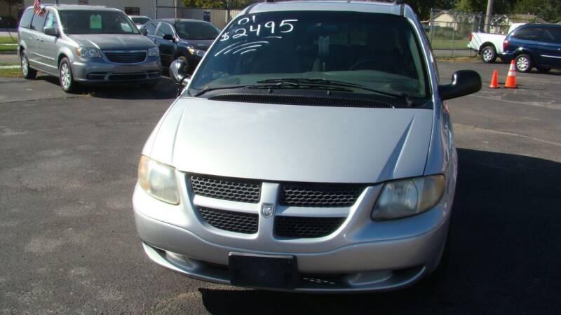 2001 Dodge Grand Caravan for sale at Red Rock Auto LLC in Oklahoma City OK