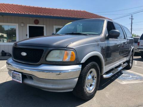 2002 Ford F-150 for sale at Martinez Truck and Auto Sales in Martinez CA