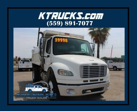 2006 Freightliner M2 106 Dump Truck for sale at Kingsburg Truck Center in Kingsburg CA