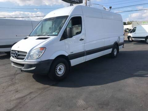 2012 Mercedes-Benz Sprinter Cargo for sale at KAP Auto Sales in Morrisville PA