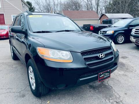 2009 Hyundai Santa Fe for sale at SHEFFIELD MOTORS INC in Kenosha WI