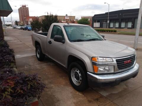 2009 GMC Canyon for sale at E-Z Pay Used Cars in McAlester OK