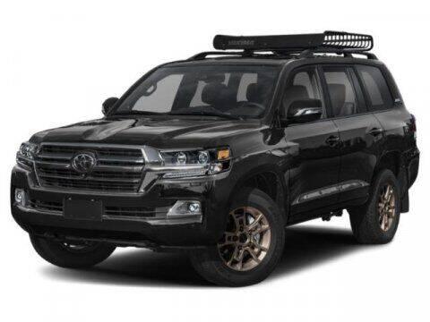 2021 Toyota Land Cruiser for sale at BEAMAN TOYOTA in Nashville TN