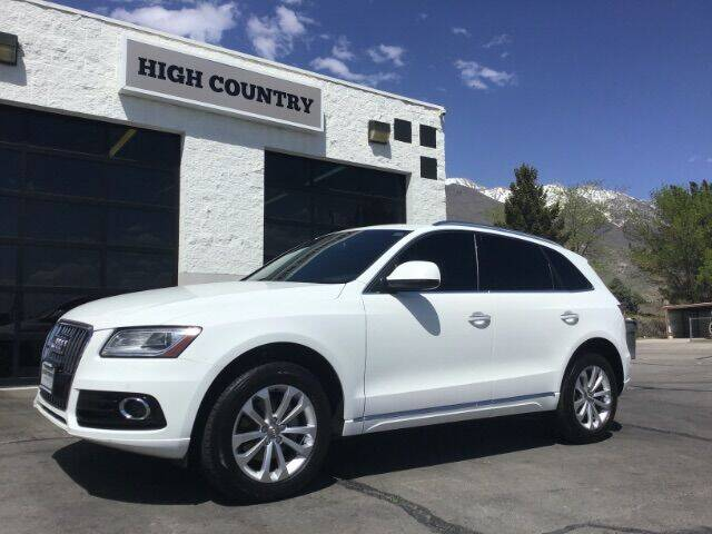 2015 Audi Q5 for sale at High Country Motor Co in Lindon UT